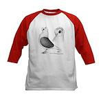 Polish Owl Kids Baseball Jersey