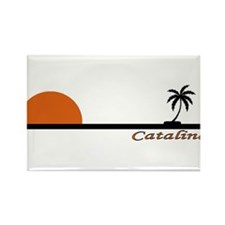 Cute Catalina Rectangle Magnet