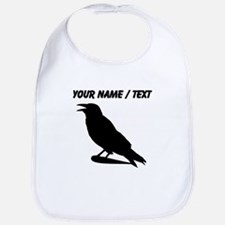 Custom Black Crow Silhouette Bib