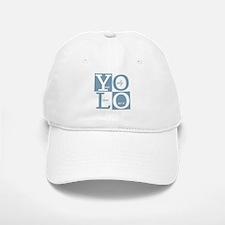YOLO Square Baseball Baseball Baseball Cap