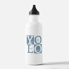 YOLO Square Water Bottle