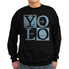 YOLO Square Sweatshirt