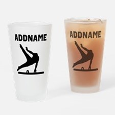 TERRIFIC GYMNAST Drinking Glass