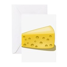 Swiss Cheese Greeting Cards