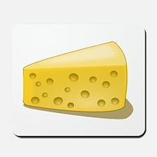 Swiss Cheese Mousepad