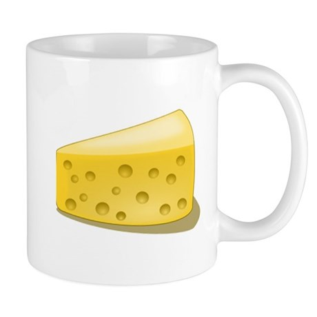 Swiss Cheese Mugs