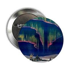 Aurora Borealis Button