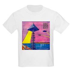 Martian Canal Kids T-Shirt