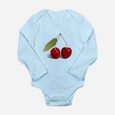 Two Cherries Body Suit