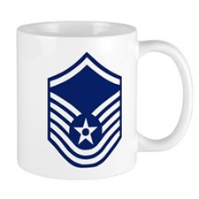 Air Force Master Sergeant Coffee Cup