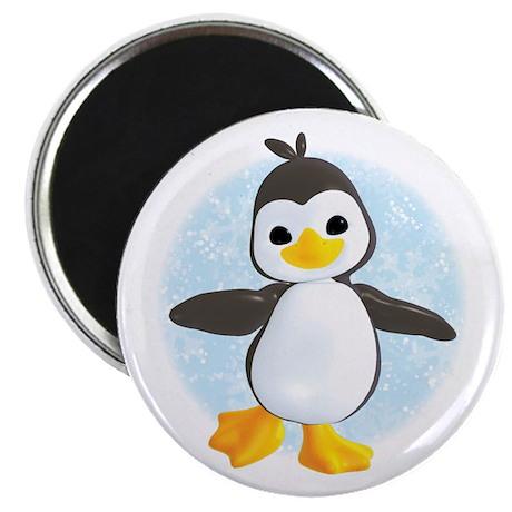 Penguin Greetings Magnet