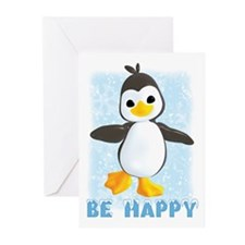 Penguin Greetings Greeting Cards (Pk of 10)
