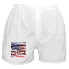 Cute Anti right to work Boxer Shorts