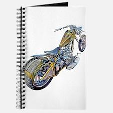 Chopper Motorcycle Journal