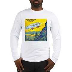 Aerial Mono-Flyer Long Sleeve T-Shirt