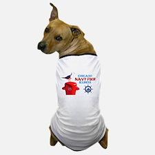 NAVY PIER-CHICAGO-1 Dog T-Shirt