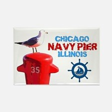 NAVY PIER-CHICAGO-1 Magnets