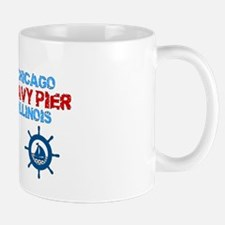 NAVY PIER-CHICAGO-1 Mugs