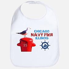 NAVY PIER-CHICAGO-1 Bib
