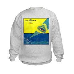 Anti-Gravitation Ray Sweatshirt