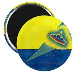 Anti-Gravitation Ray Magnet