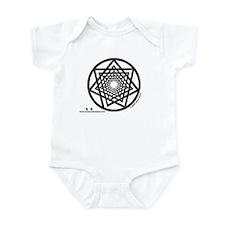 Spiral Heptagram - Infant Creeper
