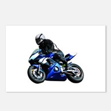 Sports Bike Postcards (Package of 8)