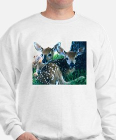 Twin Fawns Sweatshirt