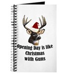 Opening day is like christmas Journal
