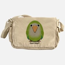 Quaker (Monk) Parakeet Messenger Bag