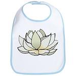 Lovely Lotus Bib