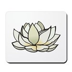 Lovely Lotus Mousepad