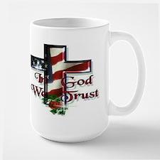 IN GOD WE TRUST Mugs