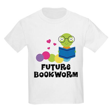 Future Bookworm Kids Light T-Shirt