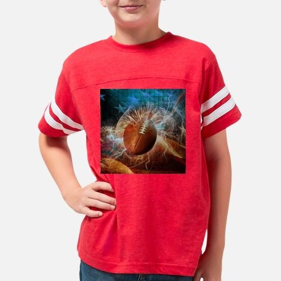 Cute Sports Youth Football Shirt
