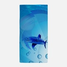 Shark, Beach Towel