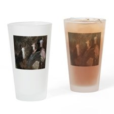 The mares Drinking Glass