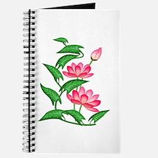 Pink Lillies Journal