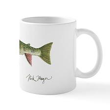 Small Native Brookie Mug
