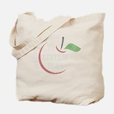 Cool Fitted Tote Bag
