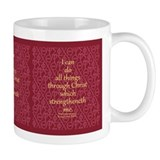 Christian fish Coffee Mugs