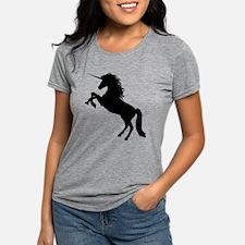 Cute Charge Womens Tri-blend T-Shirt