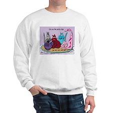 Cats & Potato Chips Sweatshirt