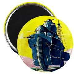Electro-Gyro Cruiser Magnet