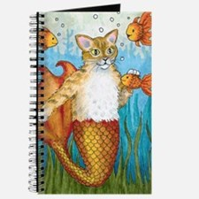 Cat Mermaid 27 Journal