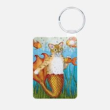 Cat Mermaid 27 Keychains