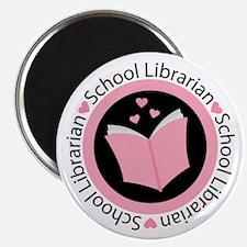 School Librarian Gift Magnet