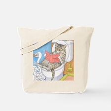 Cat 535 Tote Bag