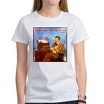 Voice-Operated Typewriter Women's T-Shirt