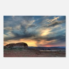 Powell Sunset - Postcards (Package of 8)